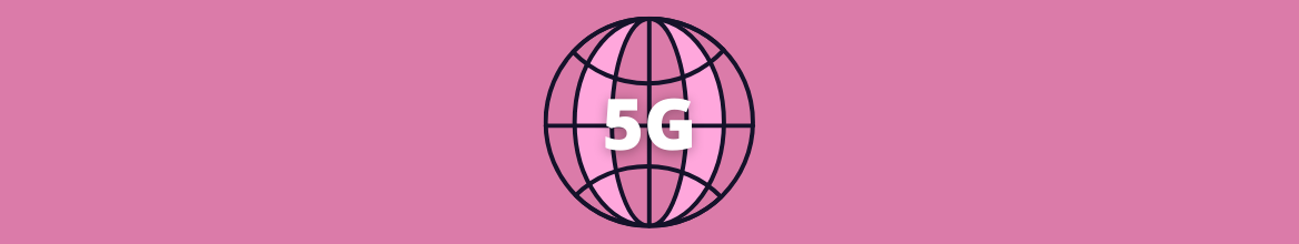 Das 5G Mobielfunknetz ist im Kommen!