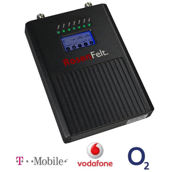 GSM UMTS LTE Repeater Telekom Vodafone O2