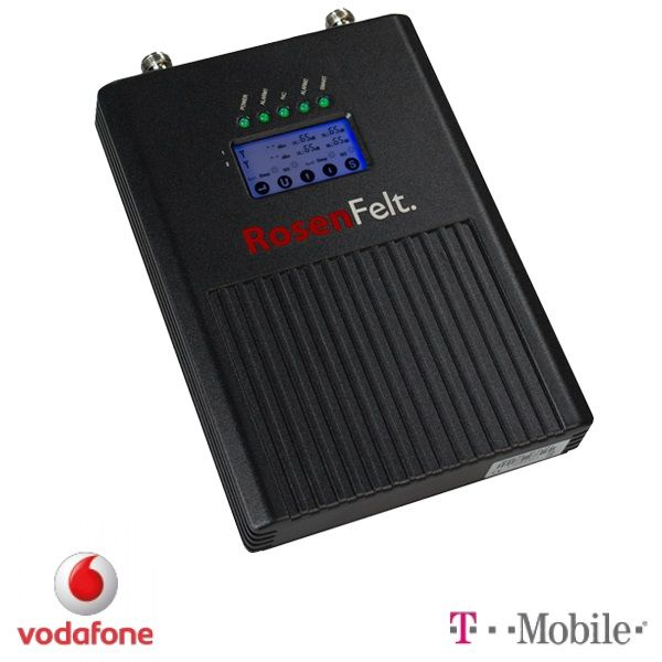 LTE 4G Repeater Telekom Vodafone