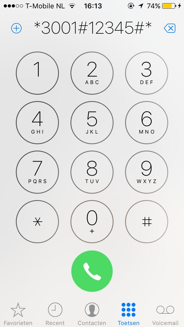 iPhone / Telefon